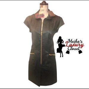 Authentic wax resin runway Louis Vuitton dress 44